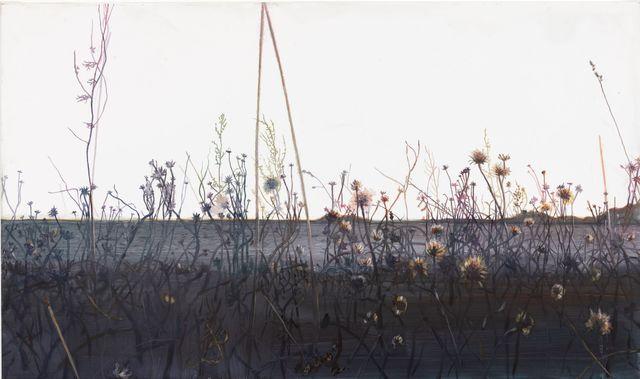 Vibeke Slyngstad, 'Sønstegård VII', 2019, Painting, Oil on Canvas, Kristin Hjellegjerde Gallery