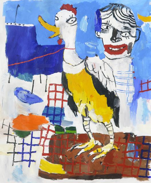 Starsky Brines, 'La Lección de vuelo', 2019, Galerie Heike Strelow