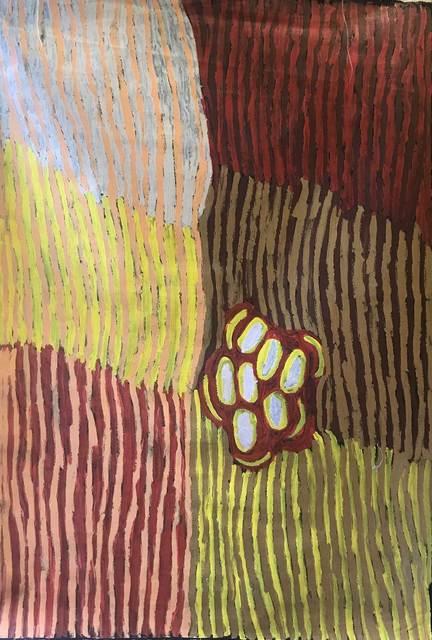 Makinti Napanangka, 'Desert Dreaming', 2009, Gannon House Gallery