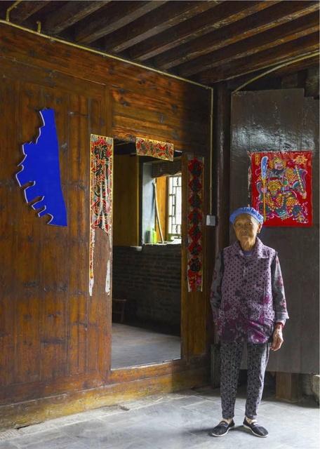 , 'LAN (17),' 2017, Galerie Gisela Clement