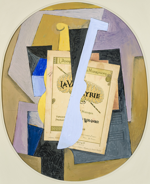 , 'Composition: The Ring,' 1943, Avery Galleries
