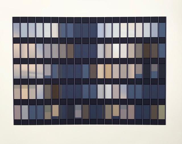 , 'Faciem #3 (Seagram Building / Mies van der Rohe),' 2017, inde/jacobs