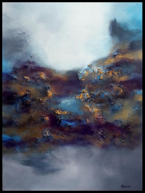 , 'MONTAGNE DOREE,' 2002, Bogena Galerie