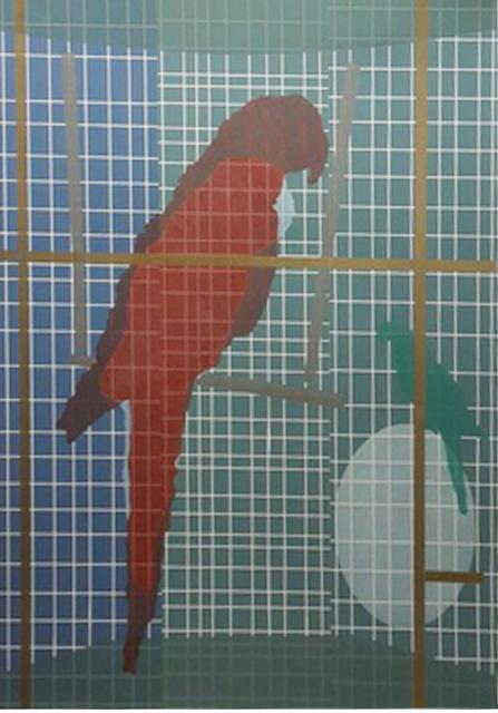 , 'Jacko,' 2014, Galerie Heike Strelow