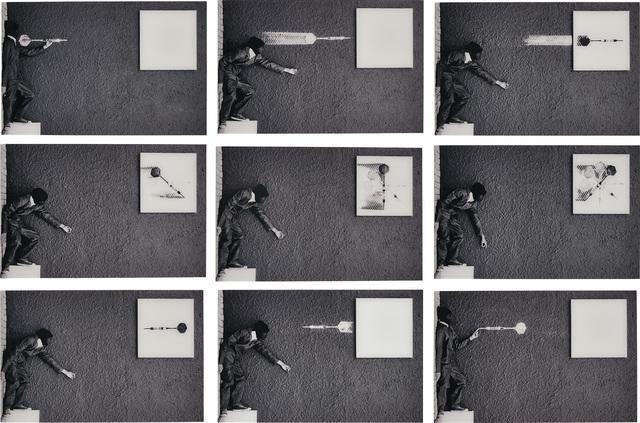 Robin Rhode, 'Throw Away', 2010, Phillips