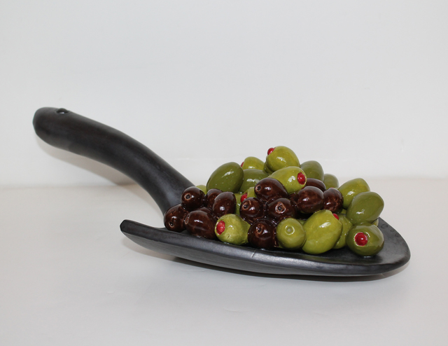 , 'Olive Delights,' 2016, Mira Godard Gallery