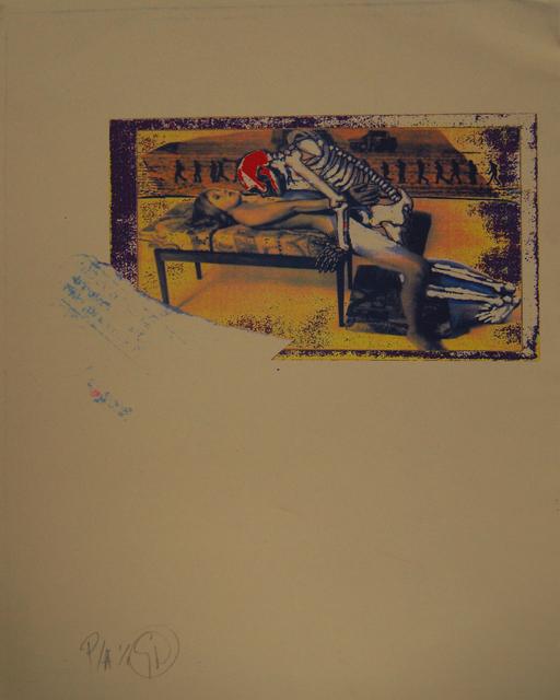 , 'Mutilaciones eroticas I,' 1991, Baró Galeria