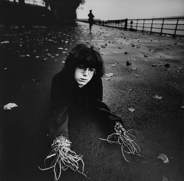 Arthur Tress, 'Boy with Root Hands', ca. 1975, Afterimage Gallery