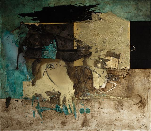 , 'Sin título 21/16,' 2016, Durban Segnini Gallery