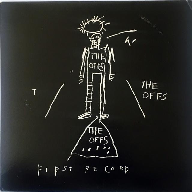 Jean-Michel Basquiat, 'The Offs', ca. 1984, Alpha 137: Prints & Exhibition Ephemera VII