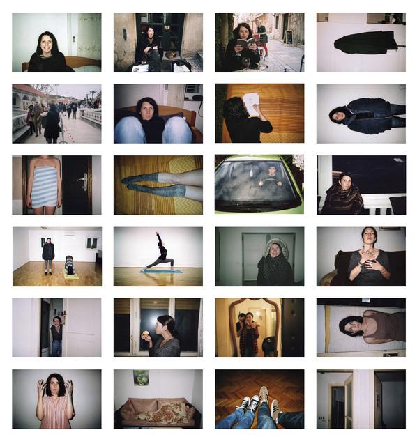Glorija Lizde, 'My partner photographs me', 2018, Procur.arte