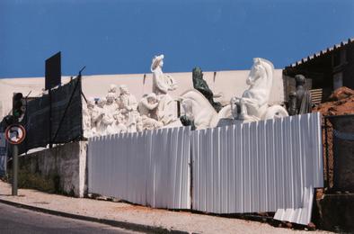 Estudos com escultura pública #7, 2010