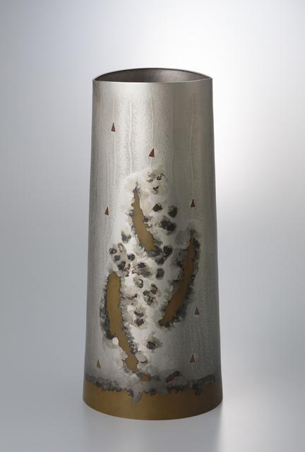 """, 'Kakuhanmon Vase """"Soso"""" (Rising Echo),' 2016, Onishi Gallery"""