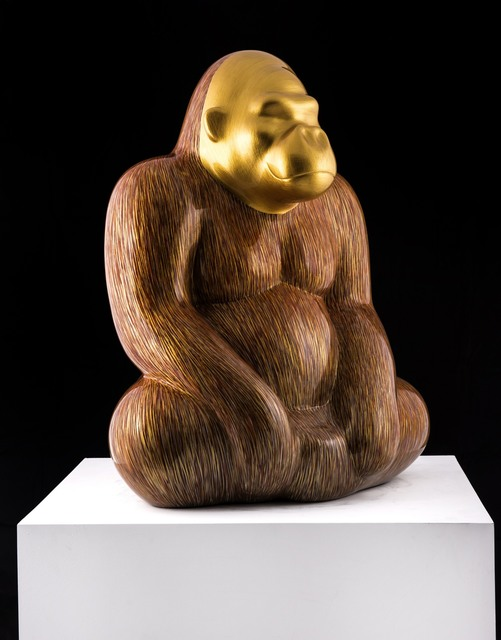 ", 'Pop'Gorilla ""Chubak"",' 2015, Art Porters"