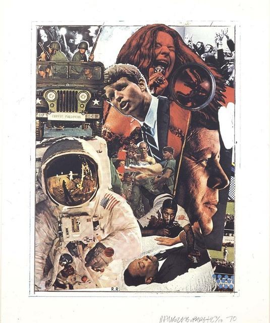 Robert Rauschenberg, 'Signs', 1970, Robert Rauschenberg Foundation