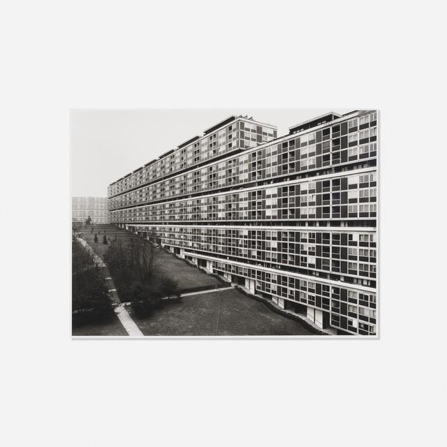 Thomas Struth, 'Le Lignon (Horizontal) Geneva', 1989, Rago/Wright