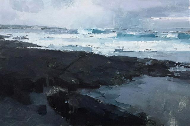 , 'Kona, Hawaii,' 2017, Sue Greenwood Fine Art