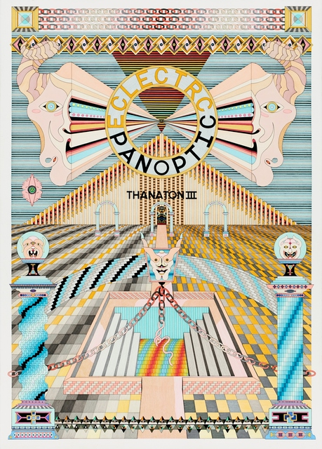 , 'Eclectrc Panoptic,' 2015, Darren Knight Gallery
