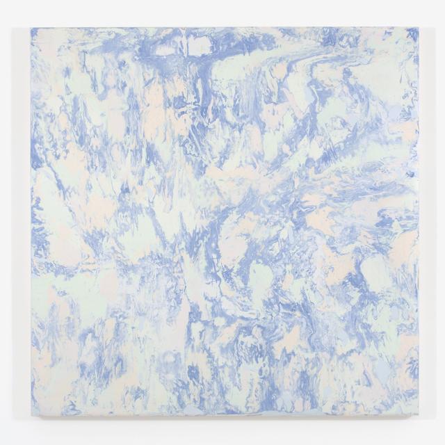 , 'Blue Marble,' 2015, Galerie Nicolas Robert