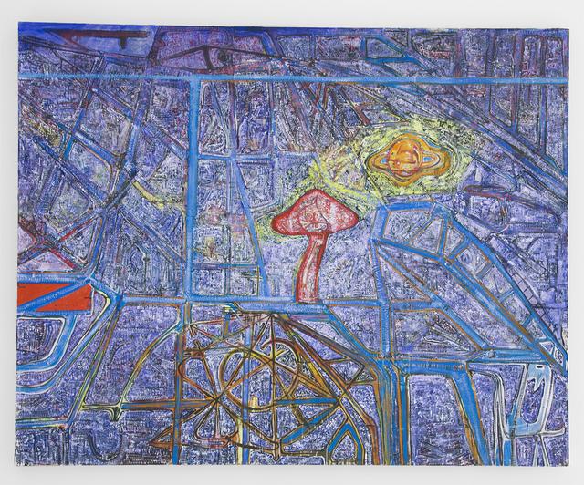 , 'Inside Outside Elsewhere,' 2013-2016, Nathalie Karg Gallery