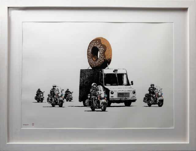 , 'Donuts Chocolate signed,' 2009, Galerie Kronsbein