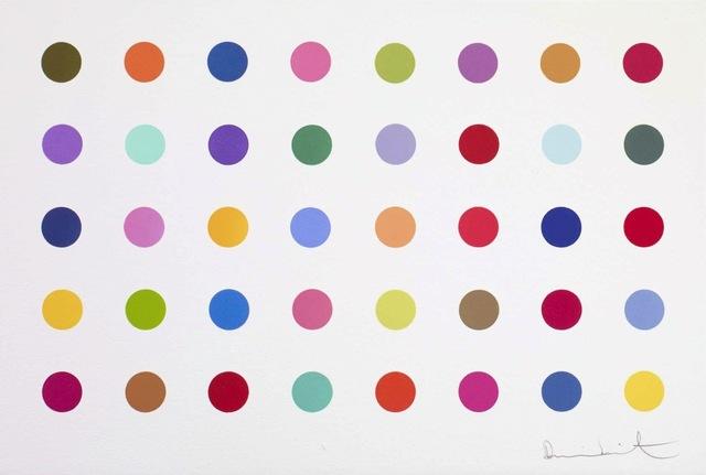 , 'Ethylamine,' 2011, Manifold Editions