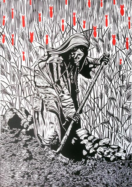 , 'Made In America,' 2000, Warnock Fine Arts