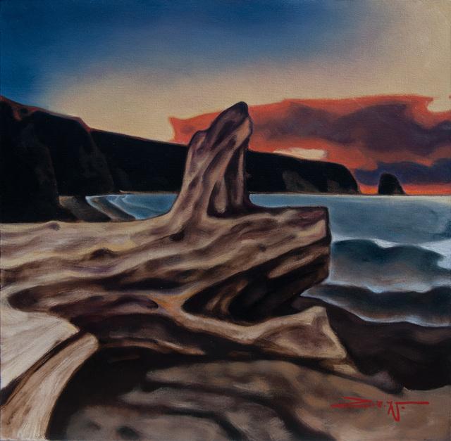 , 'Driftwood,' 2018, Patricia Rovzar Gallery