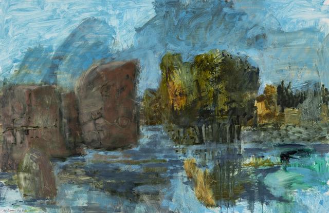 , 'High Water,' 2019, Valley House Gallery & Sculpture Garden