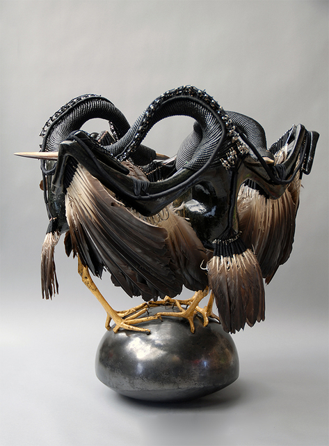 , 'Three herons,' 2003, Pangolin