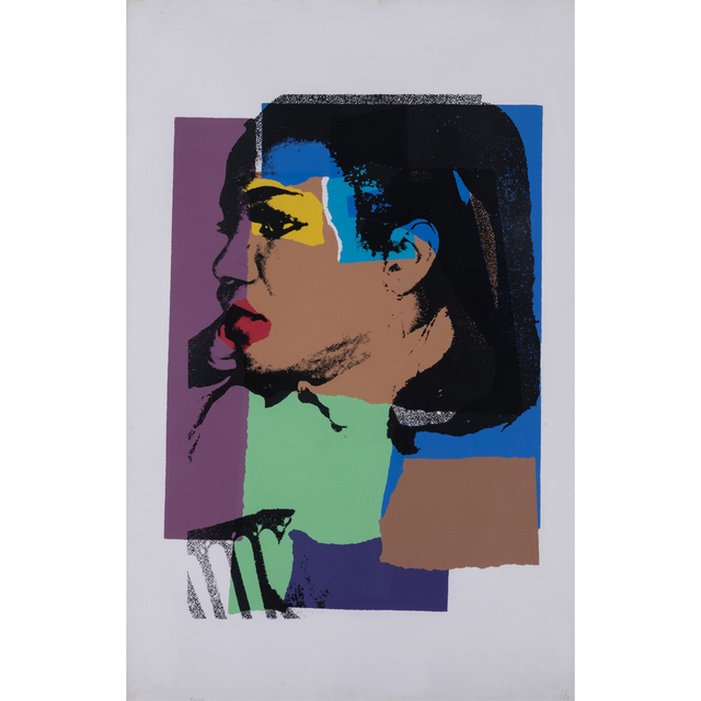 Andy Warhol, 'Ladies and Gentelman Portrait', 1975, PIASA