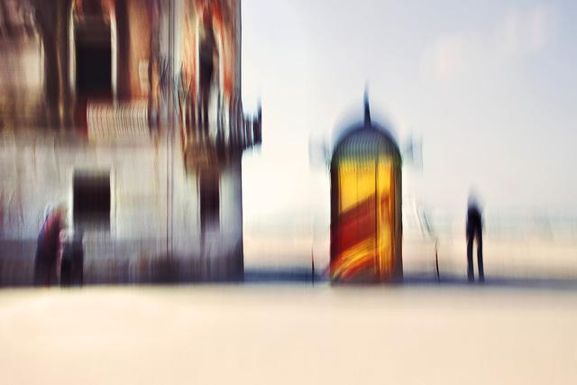 Roberto Polillo, 'Venice, old kiosk', 2013, B Lounge Art