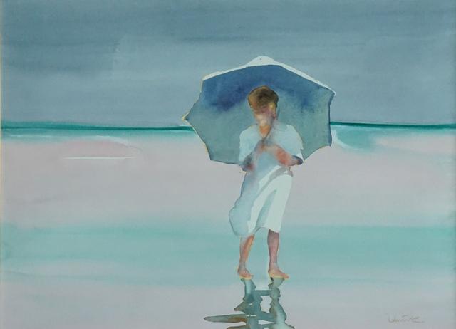 , 'Beach Scene XI,' 1980-1990, Galerie Bettina