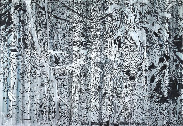 Frédéric Clot, 'Bad weeds and strange fruits, 2017', 2017, Ditesheim & Maffei Fine Art