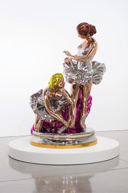 , 'Ballerinas,' 2010-2014, Gagosian