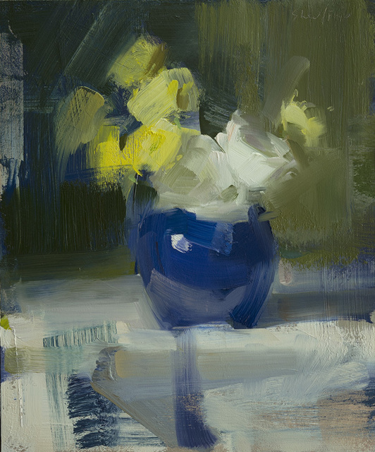 , 'White, Yellow, Blue,' 2010-2015, Gallery 1261