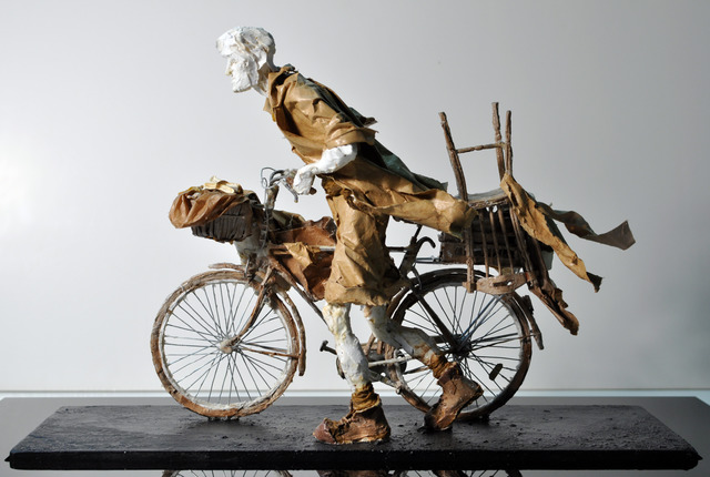 , 'Into the Headwind,' 2013, Galerie D'Este