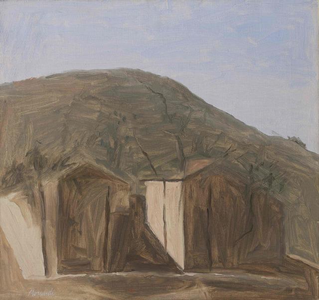 , 'Paesaggio,' 1943, Galleria d'Arte Maggiore G.A.M.