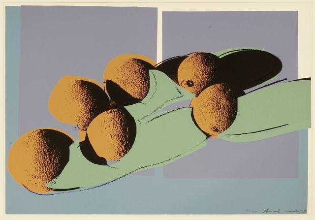 Andy Warhol, 'Space Fruits (Cantaloupes I) (F.& S.II.201)', 1979, Sworders