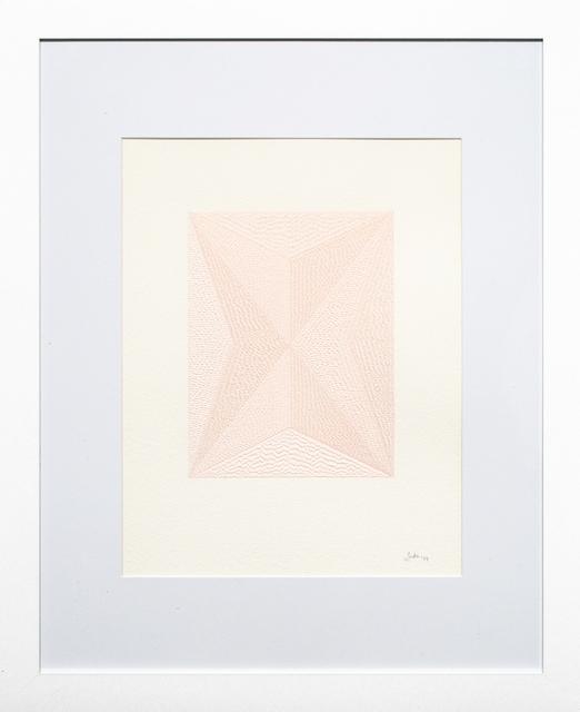 , 'Knife Drawing XXVI,' 2019, Paradigm Gallery + Studio