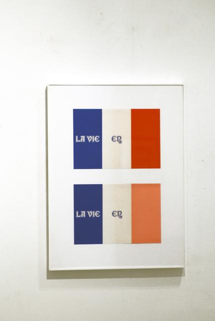 , 'La vie en,' 1978, Baró Galeria