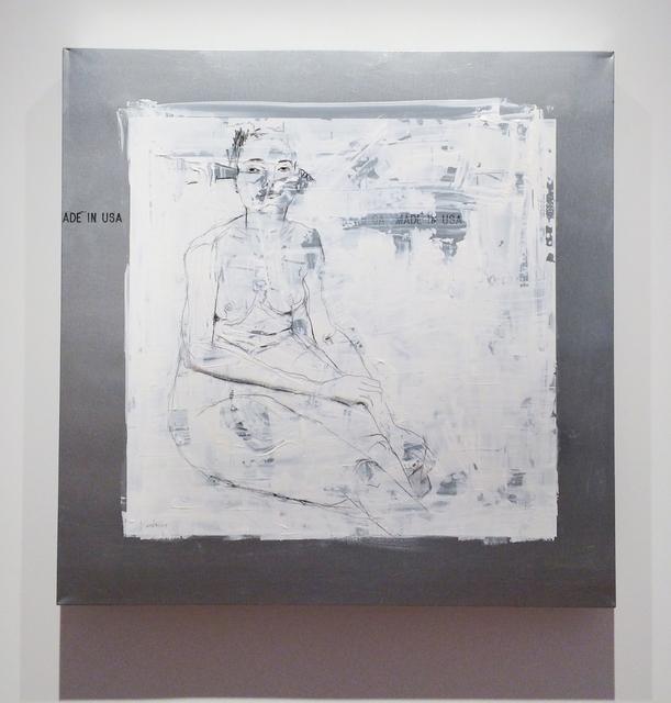 , 'Capacity Control,' 2014, Octavia Art Gallery