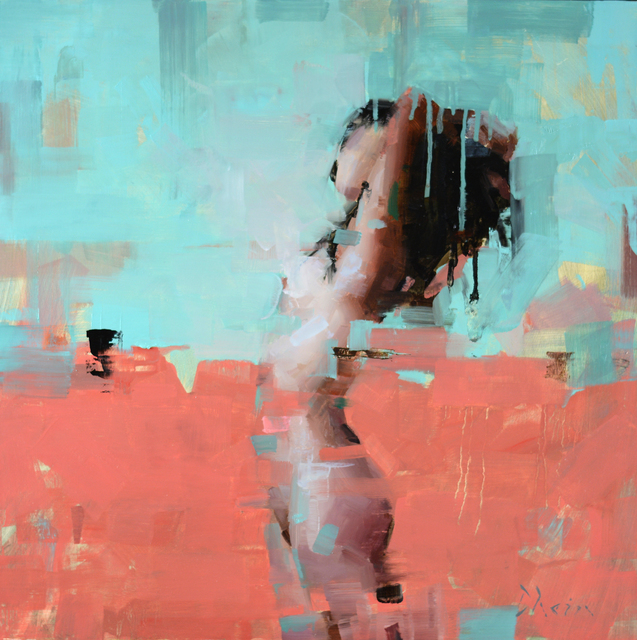 , 'Nude in Green and Orange,' , Abend Gallery