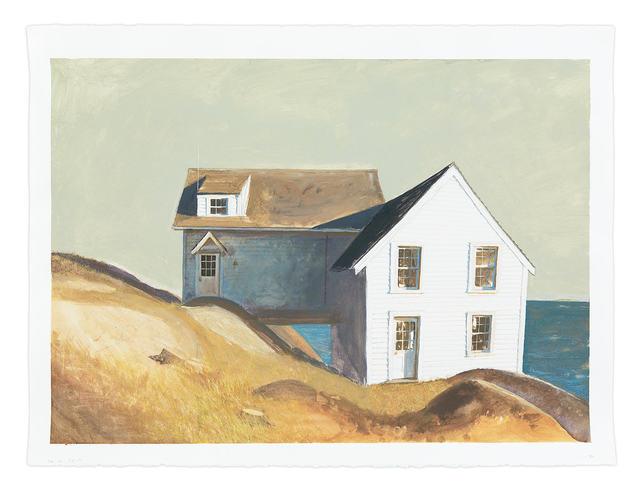 , 'Ledge House,' 2017, Somerville Manning Gallery