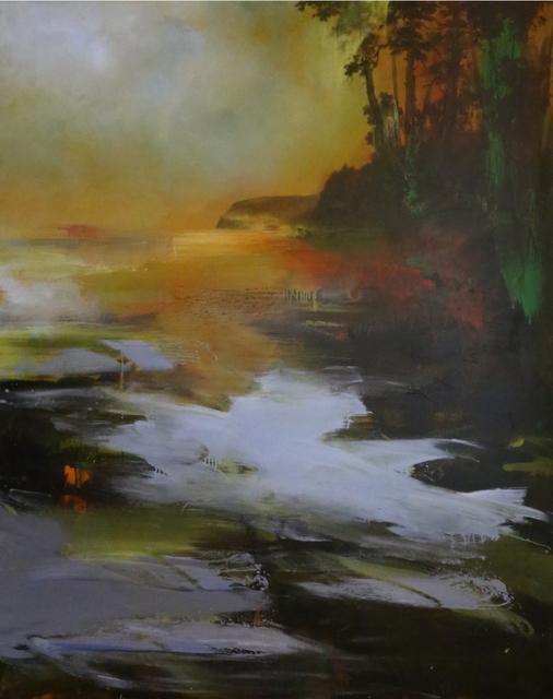 , 'River America I,' 2013, Cob