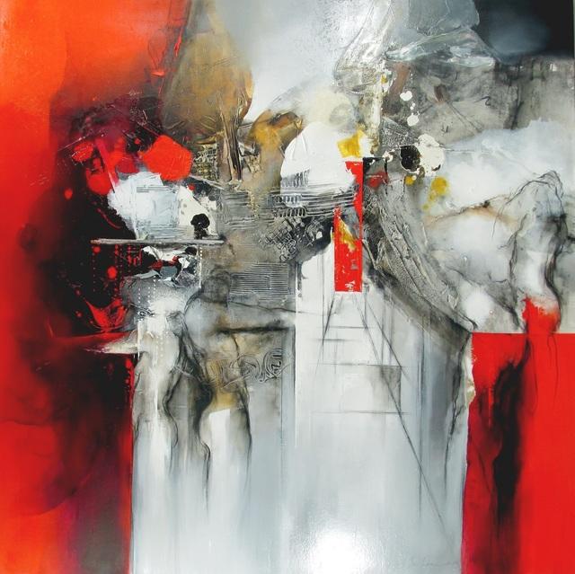 Hyun Jou Lee, 'Reblossom', 2019, Thompson Landry Gallery