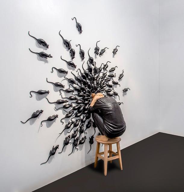 , 'Istila,' 2015, BERLINARTPROJECTS