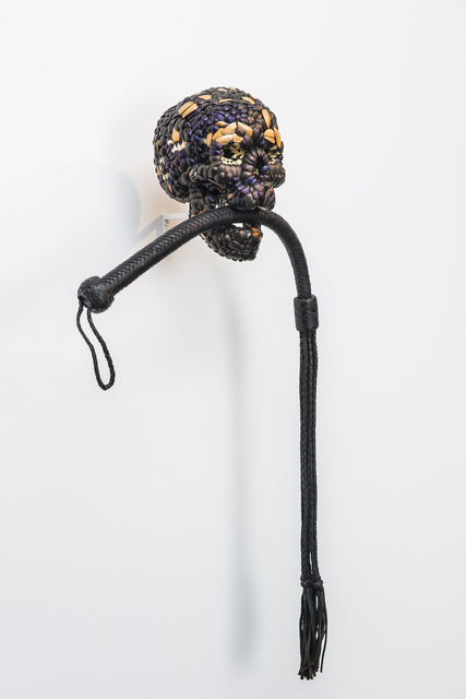 , 'Skull with Whip,' 2013, PinchukArtCentre