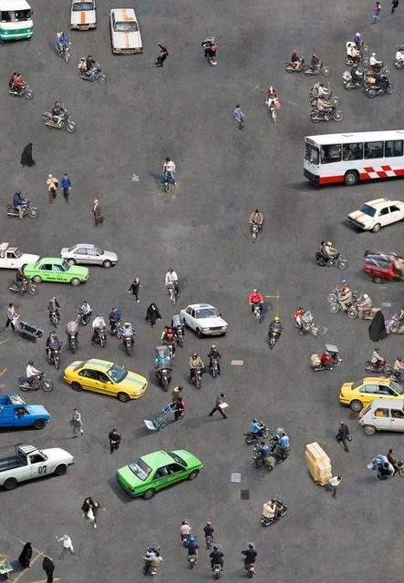 , 'Chaharrah Sadi, Tehran,' 2010, Bau-Xi Gallery
