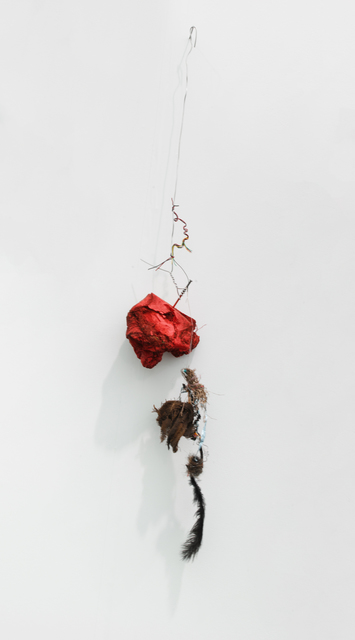 , 'Weighing My Heart Against A Feather,' 2018, James Fuentes